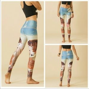 Teeki Unicorn Wrangler Leggings Small